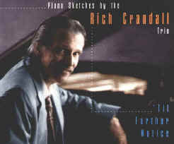 Buy Rich Crandall Trio's CD Studio 6 in Honolulu now!